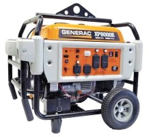 GENERAC 8000 Watt XP Portable Gen. Electric CARB