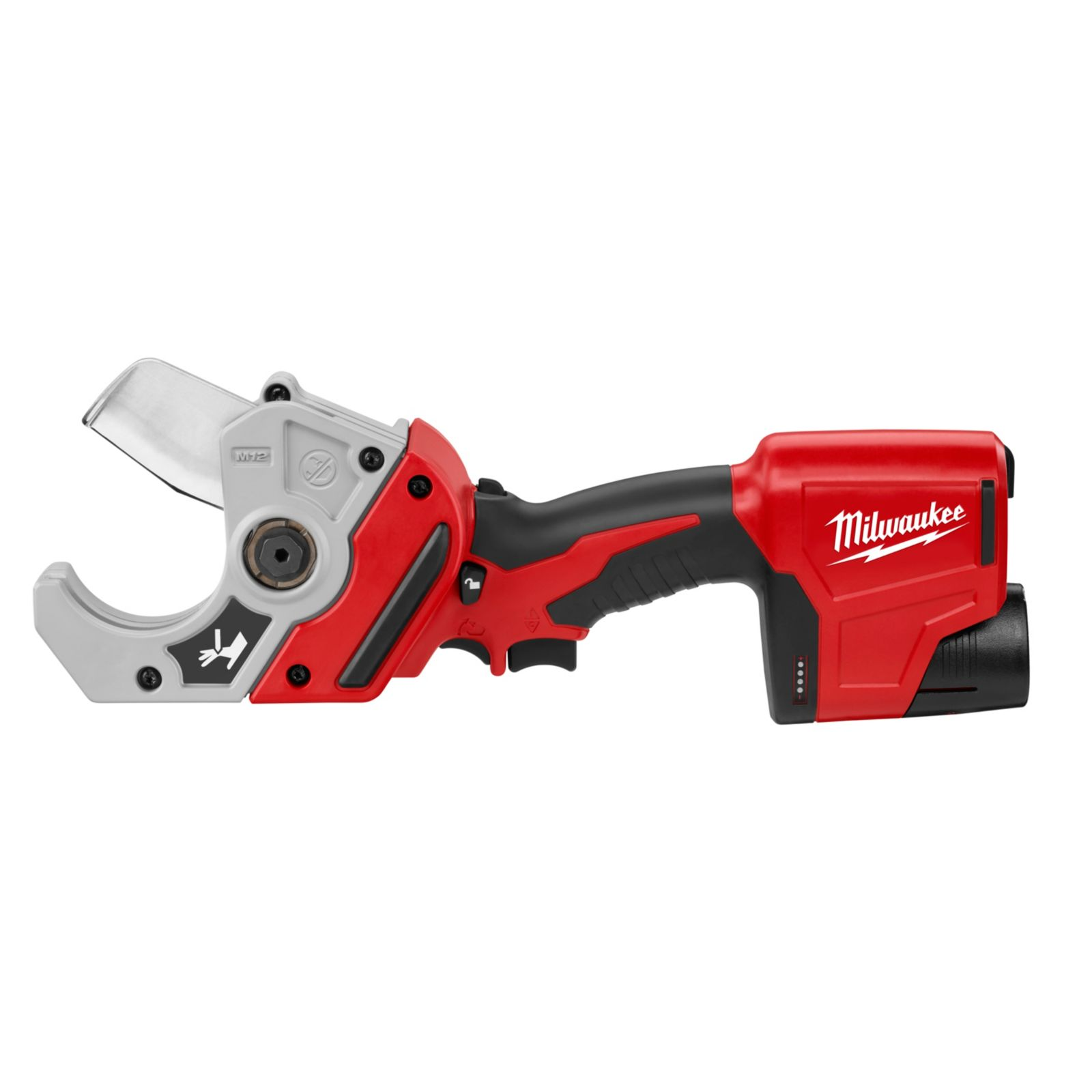 Milwaukee Tool 2470-21 - M12 Cordless Lithium-Ion PVC Shear Kit