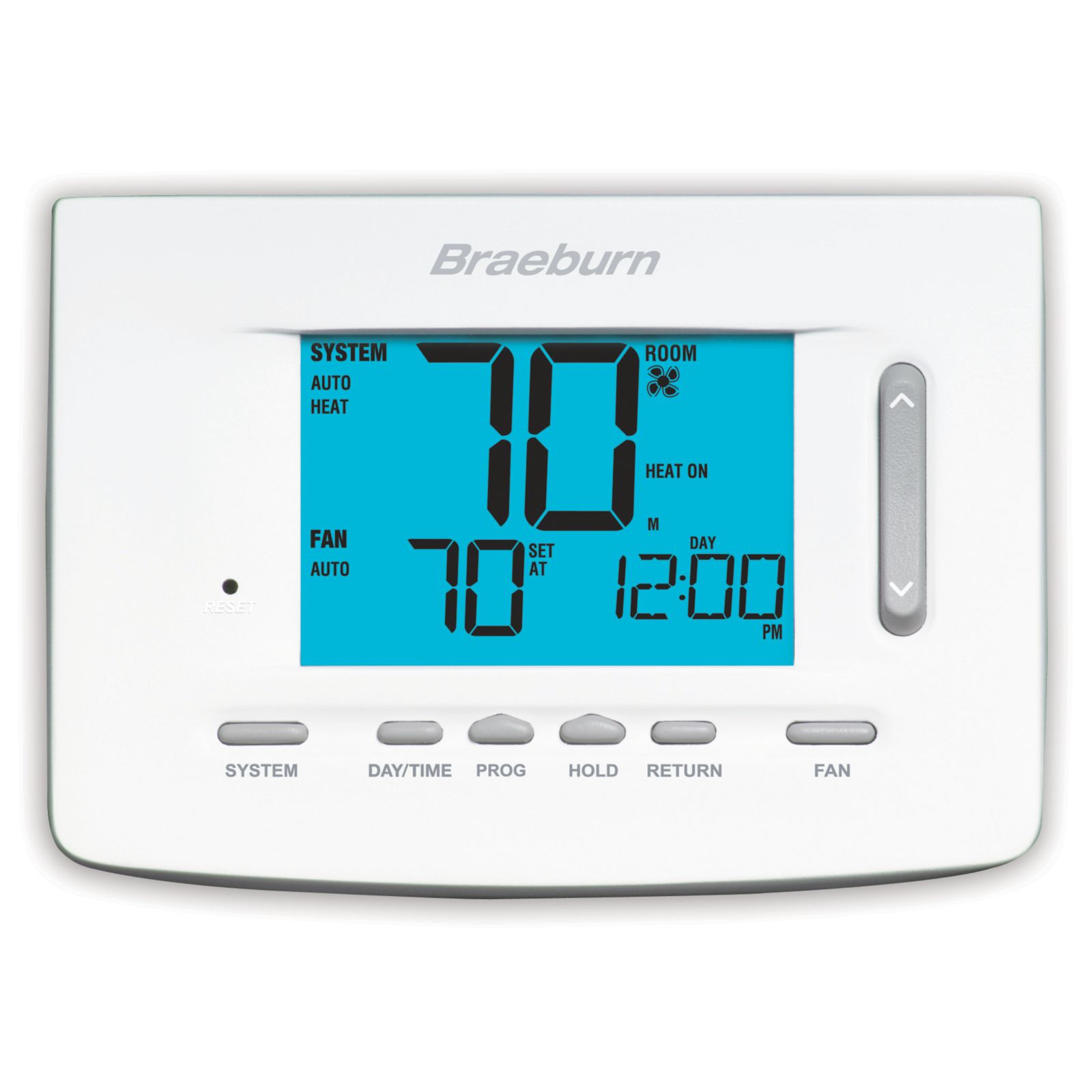 Braeburn 5020 - Premier 7 Day Programmable Thermostat 1H / 2C