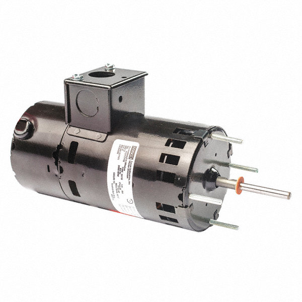 FASCO 1/15 HP Condenser Fan Motor, Shaded Pole, 3000 Nameplate RPM, 115/230 VoltageFrame Non-Standard