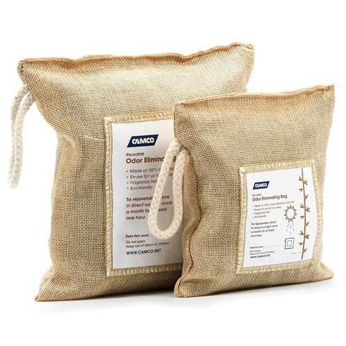 Camco Re-Usable Odor Eliminating Bag - 500g Re-Usable Odor Eliminating Bag
