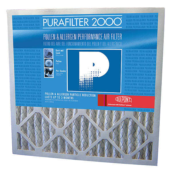 Purafilter PF1430.4 14x30x1 Furnace Filter 4 pack