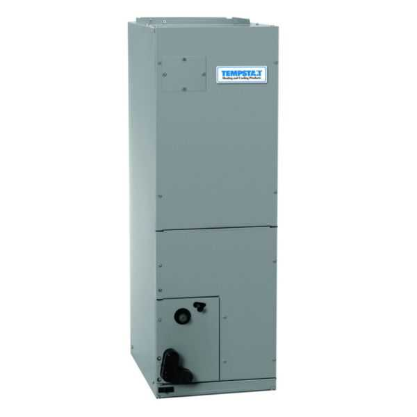 Tempstar - FEM4X3000BT - TXV Air Handler R410A, 2-1/2 Ton, Tin Coated Copper Tube, Aluminum Fin Evaporator
