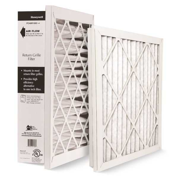 Honeywell FC40R1094 - Return Grill Media Air Filter, 12' X 12'