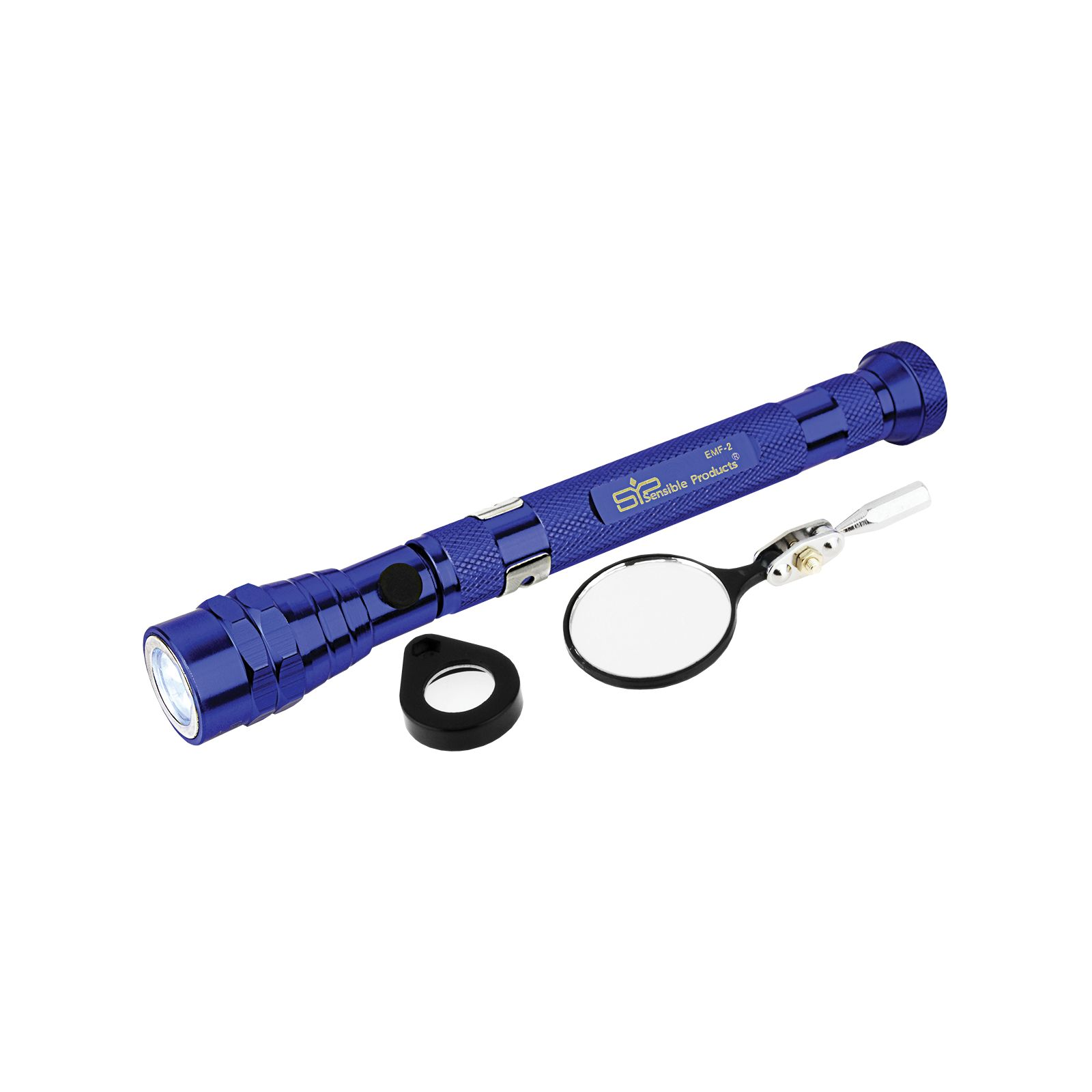 Sensible EMF-2 - Extendable Magnetic Flashlight (2nd Generation)