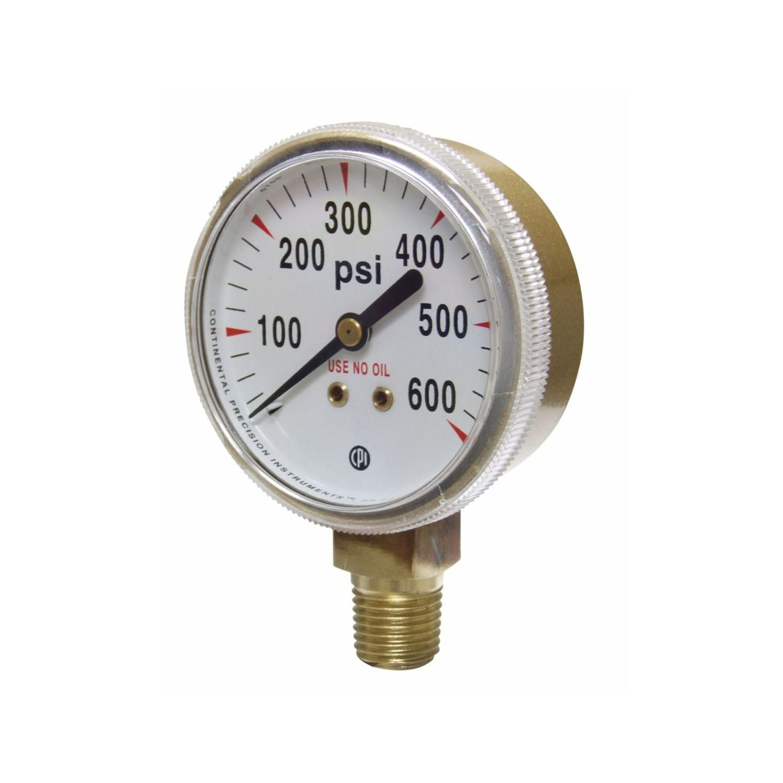 Uniweld G8SD - Replacement Gauge For Use With RHP400 Nitrogen Regulator